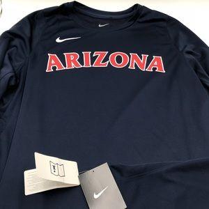 Nike new Men's Large Arizona basketball l